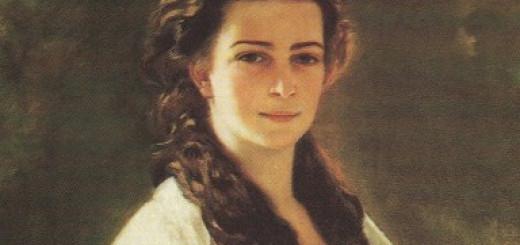 Kaiserin Elisabeth von Österreich - Sisi / Sissi. Franz Xaver Winterhalter [Public domain], via Wikimedia Commons