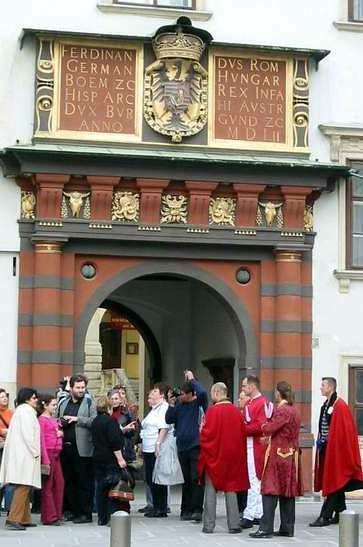 Private guided tour Treasury Hofburg Palace Vienna