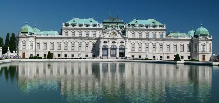Vienna Belvedere, Quelle: https://pixabay.com/en/vienna-austria-belvedere-castle-193706/