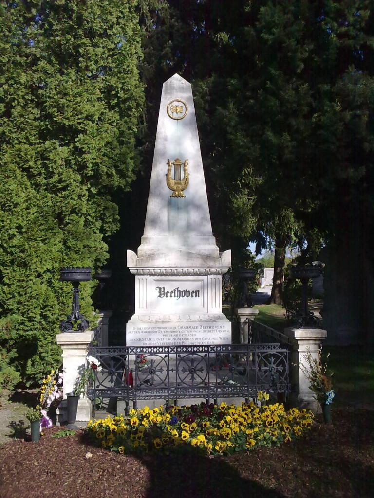 Musicians grave Vienna, Central Cemetery Vienna