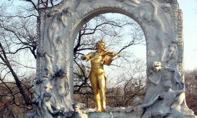 Vienna Music: Johann Strauss