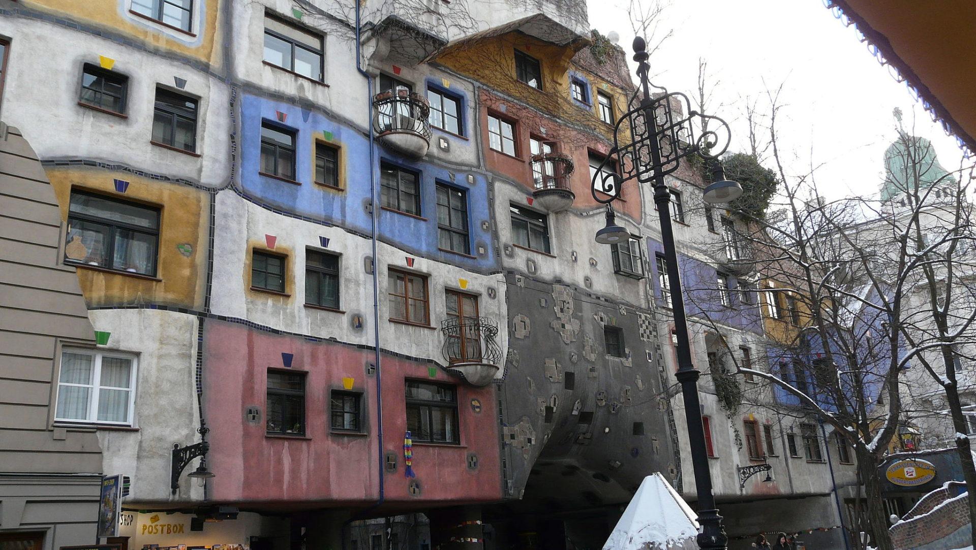 Wien Tour Hundertwasser-Haus