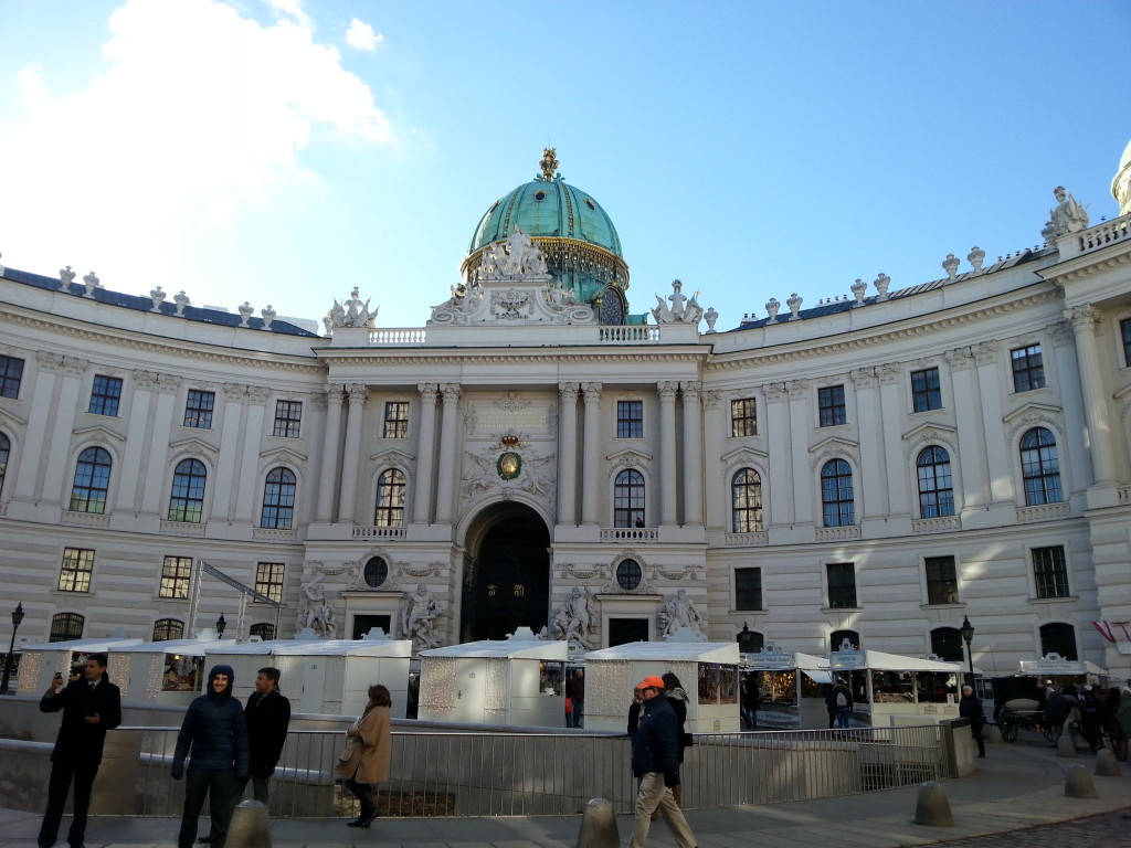 Habsburg Residence Vienna