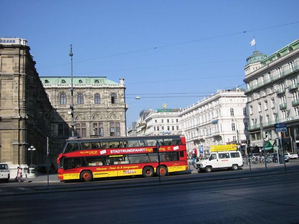 Führung Stadtrundfahrt Wien